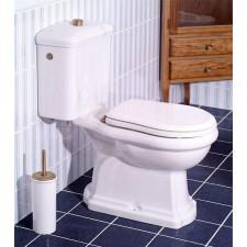 Kerasan Retro miska WC kompaktowa pozioma biały - 464048_O1
