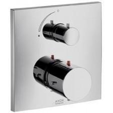 Axor Strack X bateria termostatyczna podtynkowa, z zaworem odcinającym, element zewnętrzny - 1923_O1