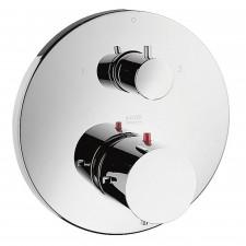 Axor Strack bateria termostatyczna podtynkowa, z zaworem odcinająco-przełączającym, element zewnętrzny - 1928_O1