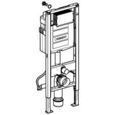 Geberit Duofix - element montażowy do WC dla niepełnosprawnych, UP320, Sigma, H112O1