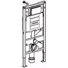 Geberit Duofix - element montażowy do WC, z odciągiem bocznym, UP320, Sigma, H112O1