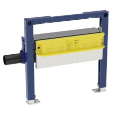 Geberit Duofix - element montażowy do natrysków z odpływem ściennym, h90, H50 niebieskiO1