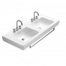 Catalano Canova Royal Umywalka podwójna wisząca 125x54 biała - 528255_O1