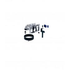 Geberit DuoFresh Moduł z ręcznym uruchamianiem i pojemnikiem na kostkę, do spłuczek Sigma 12 cm: Chrom błyszczący - 779742_O1