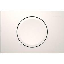 Geberit Delta11 Przycisk uruchamiający przedni do spłuczek podtynk. UP100, biały alpin - 26493_O1