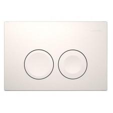 Geberit Delta21 - przycisk uruchamiający przedni do spłuczek podtynk. UP100, biały-alpin - 26496_O1