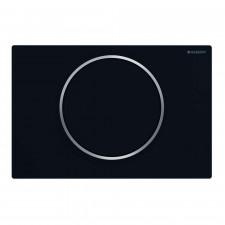 Geberit Sigma10 Przycisk uruchamiający przedni, czarny mat - 779752_O1