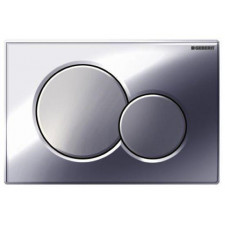 Geberit Sigma 01 Przycisk przedni do UP300 chrom mat/połysk - 461199_O1
