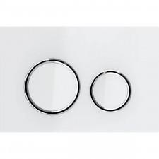 Geberit Sigma21 przycisk uruchamiający do spłukiwania dwudzielnego biały\chrom\biały - 763374_O1