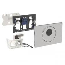 Geberit HyTronic elektroniczny zestaw uruchamiający WC Geberit, IR, Sigma10, stal nierdz. - 553936_O1