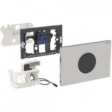 Geberit HyTronic elektroniczny zestaw uruchamiający WC Geberit, IR, Sigma10, stal nierdz. - 553939_O1
