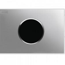 Geberit HyTronic elektroniczny zestaw uruchamiający WC Geberit, IR, Sigma10, chrom bł-chrom mat - 472792_O1