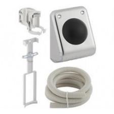 Geberit HyTouch pneumatyczny przycisk uruchamiający WC Geberit, nożny, naścienny - 461234_O1