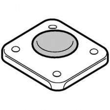 Geberit HyTouch pneumatyczny przycisk uruchamiający WC Geberit, nożny, podłogowyO1