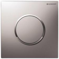 Geberit HyTouch przycisk pneumatyczny zawór spłukujący do pisuaru, ręczny, Sigma10, chrom bł.-chrom mat-chrom bł. - 26673_O1