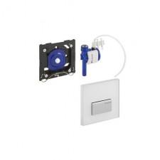 Geberit HyTouch przycisk pneumatyczny zawór spłukujący do pisuaru, ręczny, Sigma50, biały - 461244_O1