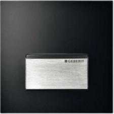 Geberit HyTouch przycisk pneumatyczny zawór spłukujący do pisuaru, ręczny, Sigma50, czarny - 461245_O1