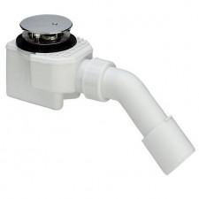 Viega Domoplex Komplet odpływowy do brodzika chromowany - 377142_O1