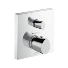 Axor Starck Organic bateria termostatyczna podtynkowa z zaworem odcinająco-przełączającym - 464615_O1