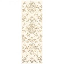 Villeroy & Boch La Diva płytka dekor 30x90 cm ściana rektyf. matowy perłowy - 402018_O1