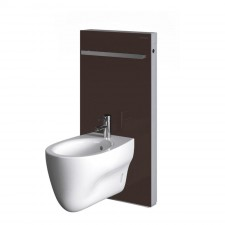 Geberit Monolith moduł sanitarnydo bidetu, H101, umbra - 599110_O1
