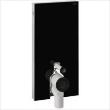 Geberit Monolith moduł sanitarnydo WC stojącego, H114, czarny - 599125_O1