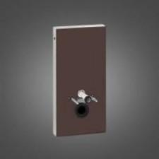 Geberit Monolith moduł sanitarnydo WC stojącego, H114, umbra - 599133_O1
