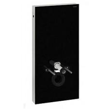 Geberit Monolith moduł sanitarnydo WC wiszącego, H101, czarnyO1
