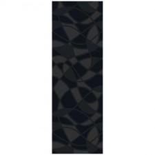 Villeroy & Boch BiancoNero płytka dekor 30x90 cm ściana rektyf. połysk czarny - 402005_O1