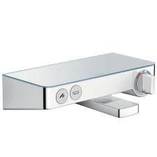 Hansgrohe ShowerTablet Select bateria termostatyczna wannowa 300 DN15 montaż natynkowy półka biały/chrom - 466546_O1