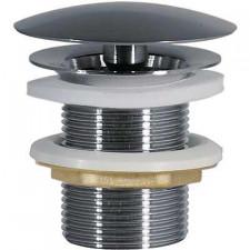 Tres korek umywalkowy syfon otwarty cały czas średnica72mm chrom - 431148_O1