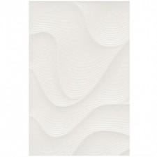 Villeroy & Boch Memoire Oceane płytka dekor 30x90 cm ściana rektyf. połysk biały - 406782_O1