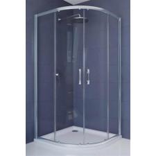 Huppe Ena 2.0 kabina prysznicowa 1/4 koła 90x90 powłoka - 570264_O1