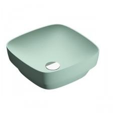 Catalano Green Lux Umywalka nablatowa 40x40 zielony mat - 682342_O1