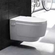 Geberit AquaClean Mera Comfort - urządzenie WC z funkcją higieny intymnej, UP, biały-alpin - 598992_O1