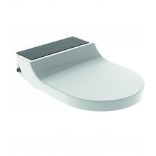 Geberit AquaClean Tuma Comfort deska sedesowa z funkcją higieny intymnej , szkło białe - 721913_O1