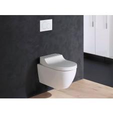 Geberit AquaClean Tuma Comfort Urządzenie WC z funkcją higieny intymnej wisząca miska WC, biały - 721922_O1