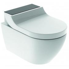 Geberit AquaClean Tuma Comfort, urządzenie WC z funkcją higieny intymnej Czarny - 721878_O1