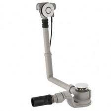 Geberit Uniflex PushControl - zestaw odpływowo-przelewowy do wanien, standard, chrom błyszczący - 26850_O1