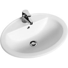 Koło Nova Top umywalka wpuszczana w blat 60x48cm - 5972_O1