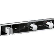 Hansgrohe RainSelect bateria termostatyczna do 2 odbiorników, montaż podtynkowy, element zewnętrzny - 763927_O1