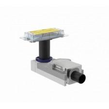 Geberit CleanLine Wpust odpływu liniowego do natrysków, H90 h50O1