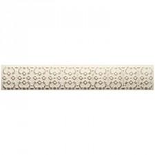Villeroy & Boch La Diva dekor 5x30 cm ściana matowy perłowy - 402156_O1