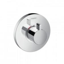Hansgrohe ShowerSelect S Bateria termostatyczna HighFlow, montaż podtynkowy, element zewnętrzny chrom - 508263_O1