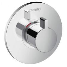 Hansgrohe Ecostat E Bateria termostatyczna podtynkowa High Flow, element zewnętrzny chrom - 508229_O1