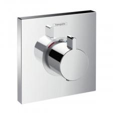 Hansgrohe ShowerSelect Bateria termostatyczna podtynkowa Highflow, element zewnętrzny chrom - 464824_O1