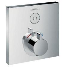Hansgrohe ShowerSelect Bateria termostatyczna podtynkowa dla 1 odbiornika, element zewnętrzny chrom - 466567_O1