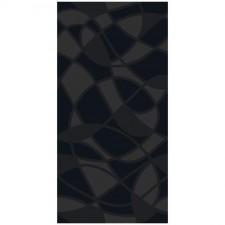 Villeroy & Boch BiancoNero płytka dekor 30x60 cm ściana rektyf. połysk czarny - 402381_O1