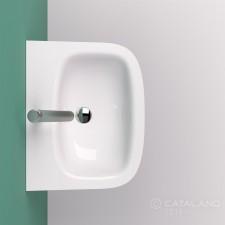 Catalano Green Umywalka wisząca 60x47,5 biała - 682354_O1