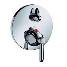 Axor Carlton bateria prysznicowa termostatyczna podtynkowa z zaworem odcin.-przełą. chrom/porcelana - 509521_O1